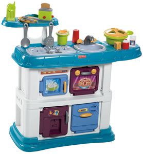 Beau Fisher Price Grow With Me Kitchen