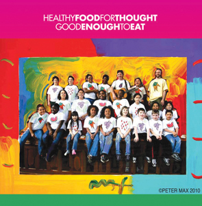 Healthy Food for Thought: Good Enough to Eat, CD set