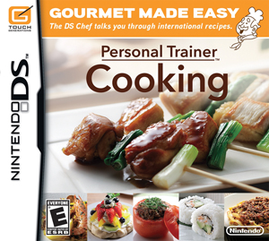 Nintendo DS Personal Trainer Cooking