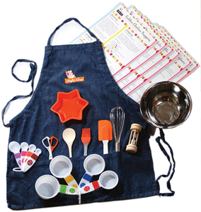 Playfel Chef Kids Cooking Kit