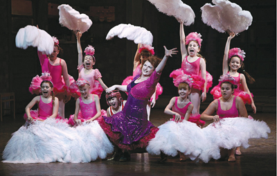 Billy Elliot the Musical on Broadway