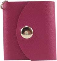 palbum, mini photo album in pink leather