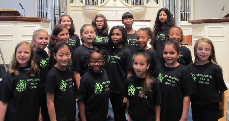 westchester youth choirs girls