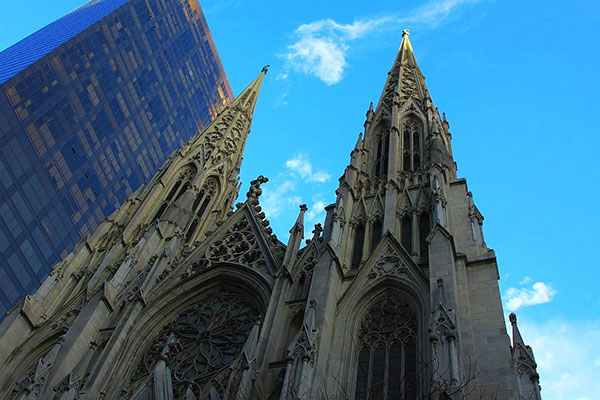St. Patrick's Cathedral NYC