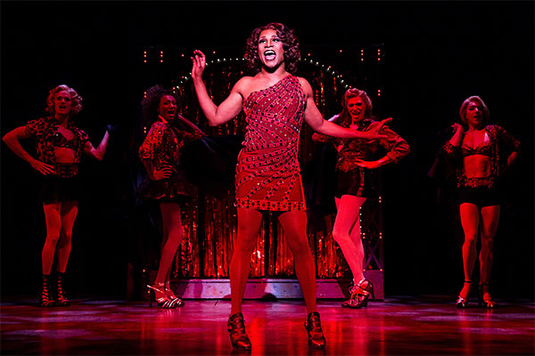 Kinky Boots' Billy Porter emcees the 2014 Winter's Eve at Lincoln Square