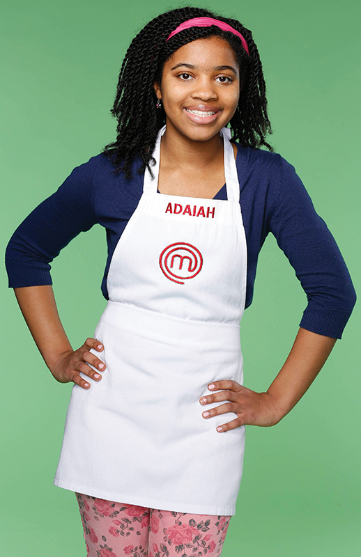 adaiah stevens on masterchef junior