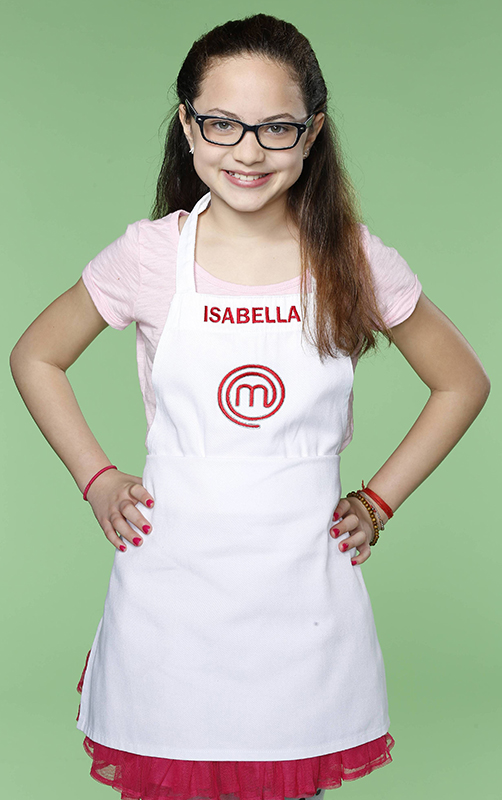 isabella velez on masterchef junior