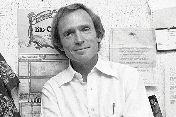 Dick Cavett Makes 'Brief Encounter' in NYC on December 3