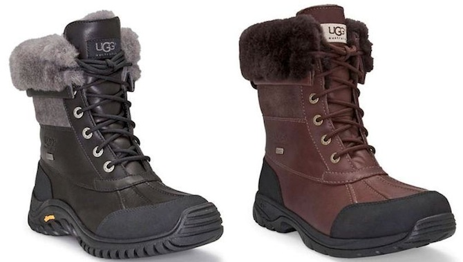 The Winter's Warmest Boots
