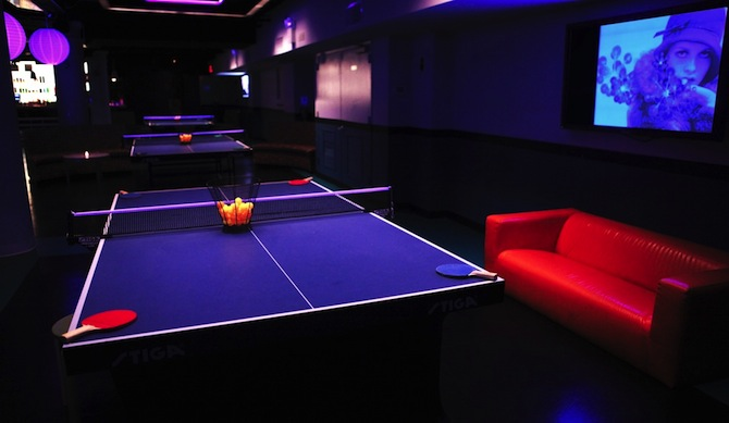 Game On: NYC Bars with Games
