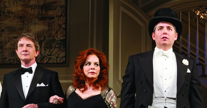 It's Only a Play</I>: Broadway's Biggest Celebrity Menagerie