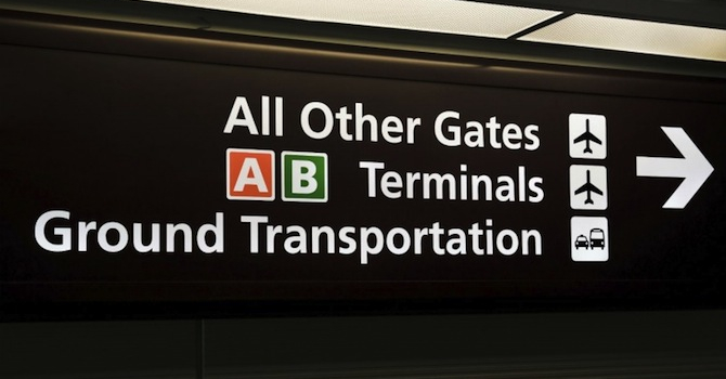 Going To and From the Airport? Go Airlink NYC