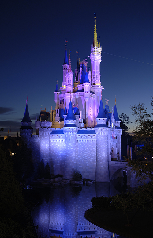 Disneyland Castle At Night 10 Tips for Traveling ...