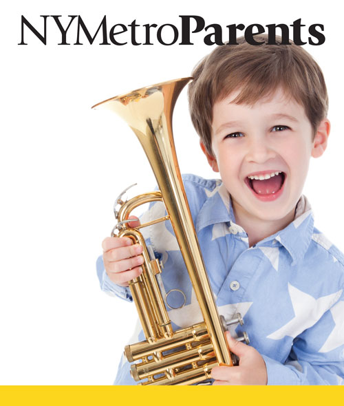 NYMetroParents August cover