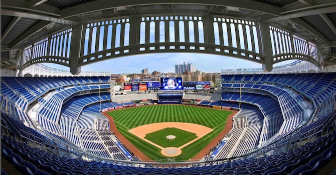 Yankee Stadium Tours Ready for 2016 Season