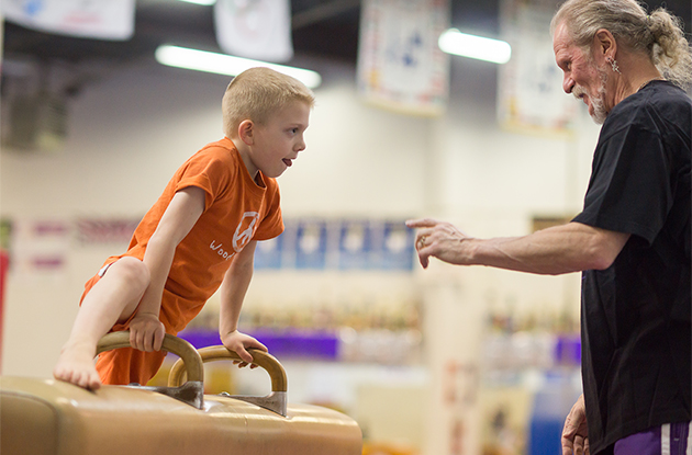 New Jersey Gymnastics Facility Offers Open Gym Time