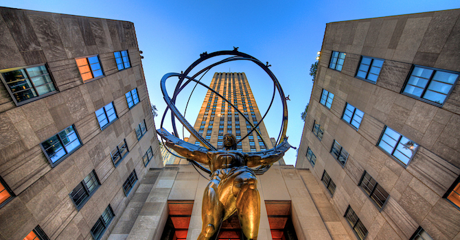 The Complete Rockefeller Center Dining Guide