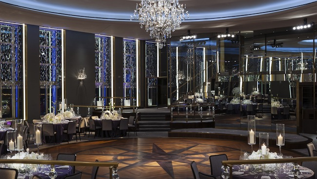 The complete rockefeller center dining guide for Top of the rock new york restaurant