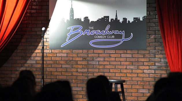 broadway comedy club coupon