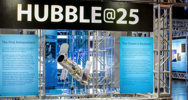 Scientists Discuss Hubble's Achievements at The Intrepid