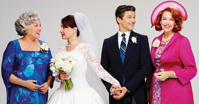 It Shoulda Been You: Broadway's Newest Musical Farce