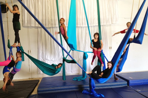 aerial arts for kids