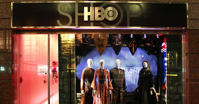 Gear Up for Game of Thrones at the HBO Shop