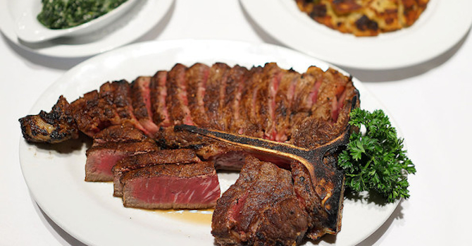 The Best Steakhouses in Midtown