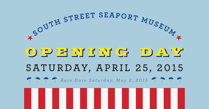 South Street Seaport Museum Reopens