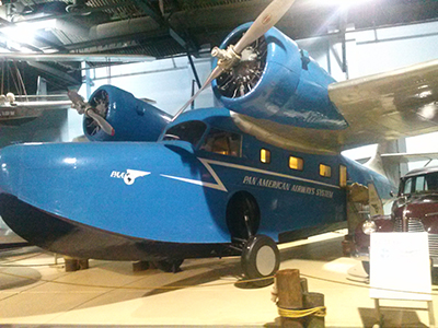 Pan am Fantasy Island Plane Cradle of Aviation Museum
