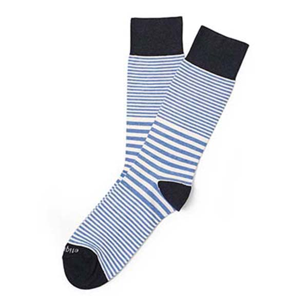 Zady Sailor Stripe Socks mom gift