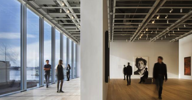 The New Whitney Opens with Free Admission