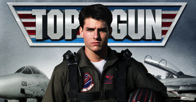Watch 'Top Gun' on an Actual Aircraft Carrier