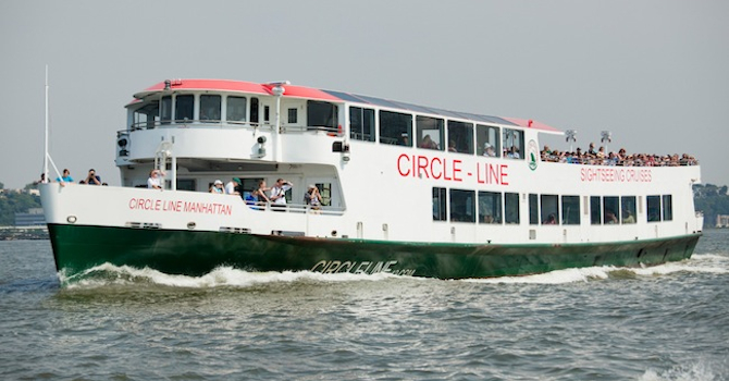 It's Circle Line Sightseeing Cruises' 70th Anniversary