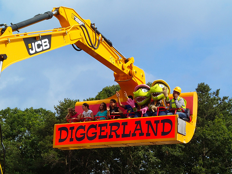 Diggerland Spin Dizzy