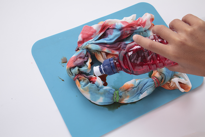 How to Tie-Dye with Food Coloring | NYMetroParents