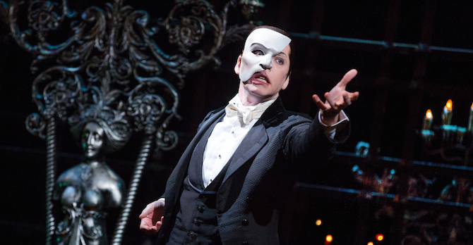 Behind the Mask: Broadway's Newest Phantom