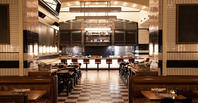 Where to Eat in Midtown West