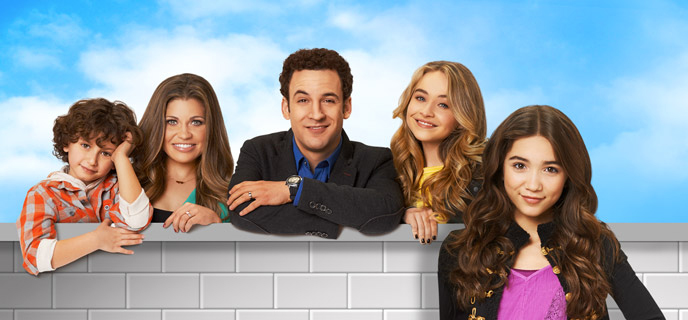 Girl Meets World family Disney Channel