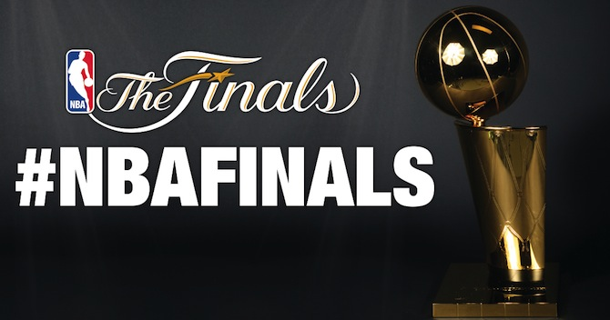 See the NBA Championship Trophy at the NBA Store
