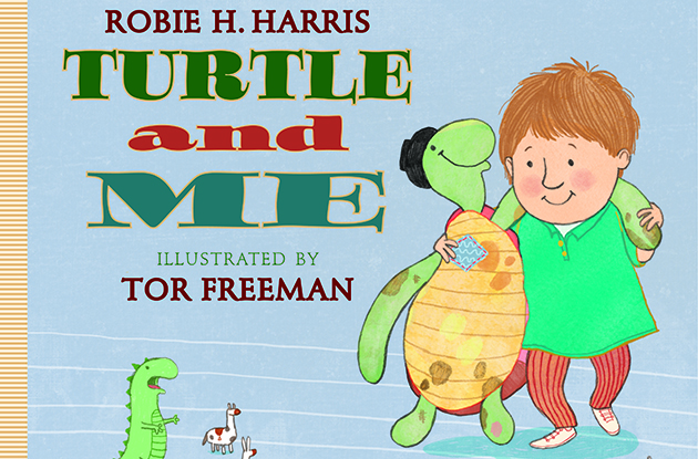 turtle-and-me