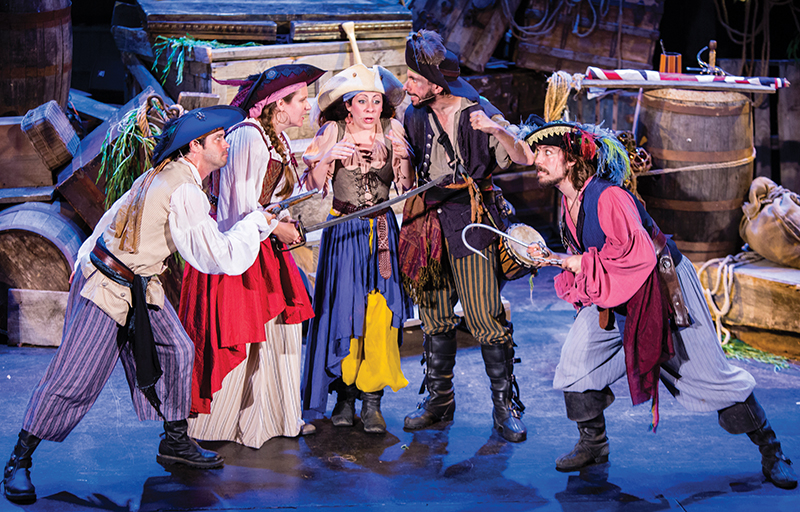 pirates of the hudson show