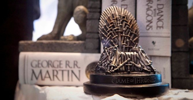 5 Must-Haves for Any Game of Thrones Fan
