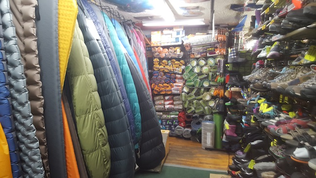 Neither can the employees. Knowledgable with years of personal experience under their belts the staff knows exactly how to help you. & Tent u0026 Trails: A Small Store with Endless Product