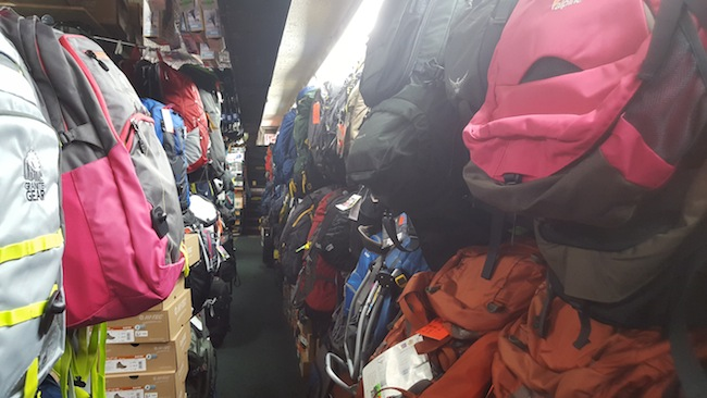 A staple of New Yorku0027s c&ing scene Tent u0026 Trails is one of the most unique and interesting places to go for everything to do with the outdoors. & Tent u0026 Trails: A Small Store with Endless Product