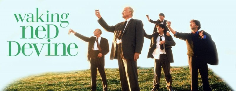 the story of adventure in waking ned devine Full synopsis just as the charming british film told the story of simple men willing to shed their clothes for money, waking ned devine is the story of older irish men who pursue money and take off their clothes.