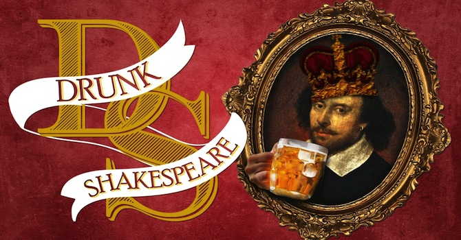 Get Discounted Tickets to Drunk Shakespeare, My Son the Waiter