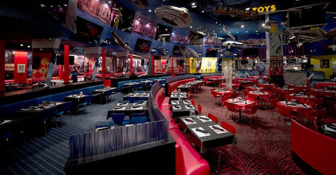 New York Coupons: Save $10 at Planet Hollywood