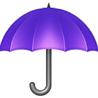 umbrella emoji