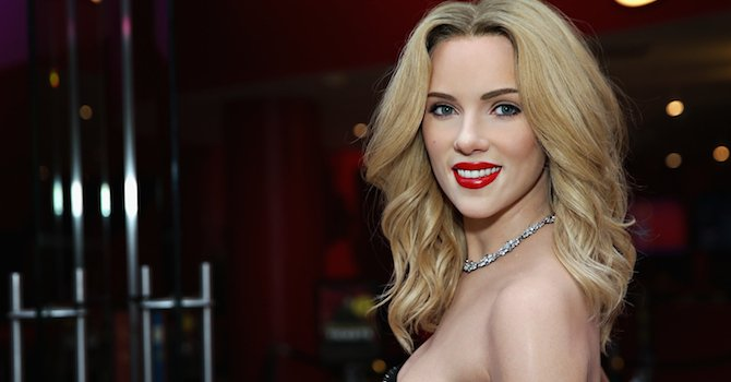 Scarlett Johansson's Provocative New Role
